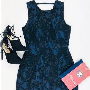 Black&Blue Dress